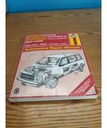 Haynes Dodge Caravan Plymouth Voyager Chrysler MiniVan 84-95 Repair Manu... - $7.92