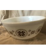 Vintage Pyrex Town & Country Nesting Mixing Bowl 403 - $14.92