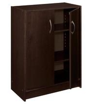 Laminate Closet Organizer Closetmaid Stackable Organizer Adjustable Shelves - $87.70