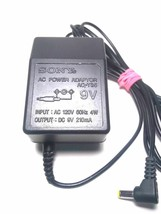 SONY AC-T35 Telephone Power Supply Cord Output 9VDC 210mA Input 120V 60H... - $11.69