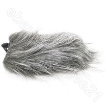 "4.7"" fur covers Windscreen Windshield 120mm x 30mm For Shotgun Video int... - $14.84"