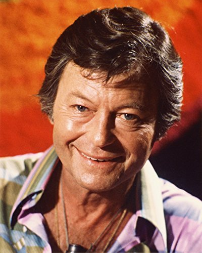 Deforest Kelley 16X20 Canvas Giclee Smiling 1980