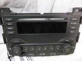 04 05 06 Chevrolet Malibu Radio Cd Face Plate & Knob Set 22734878 LB103 - $16.63