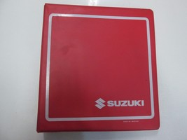 2002 03 04 05 2006 Suzuki LT-A400/F Service Manual Binder Factory Oem Book 02*** - $63.35
