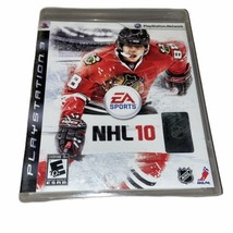New NHL 10 Hockey PS3 Sealed EA Sports Video Game Free Shipping - $24.70