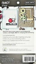 Hero Arts Woodgrain Fancy Die - CREATE DIMENSIONS ON YOUR CARDSTOCK! image 2