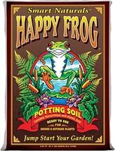 FoxFarm FX14047 2-Cubic Feet FoxFarm Happy Frog Potting Soil - £34.87 GBP
