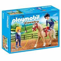 Playmobil Vaulting Horse Building Set - $14.99