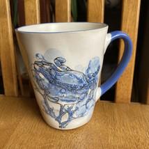 inHomestylez Chesapeake Bay Blue Large Crab Nautical Coastal Mug Cup NWT - $13.86
