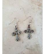 New Handmade Cross Earrings - $9.99