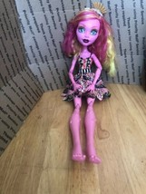 """Monster High Frightfully Tall Gooliope Jellington Doll 18"""" inches Piano ... - $27.15"""