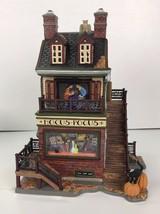 Dept 56 Halloween Helga's House of Fortunes #56.55316, Retired 2002 Hocu... - £59.55 GBP