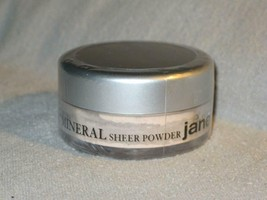 Jane Be Pure Mineral Sheer Crushed Powder Or Sheer Powder (CHOOSE YOUR S... - $6.76+