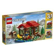LEGO Creator Lakeside Lodge 31048 Building Set Toy [New] - $58.98