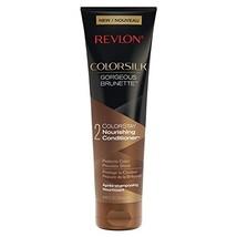 Revlon ColorSilk Care Conditioner, Brown, 8.45 Fluid Ounce - $7.99