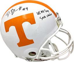 Derek Barnett signed Tennessee Volunteers Riddell Full Size Replica Helm... - $239.95