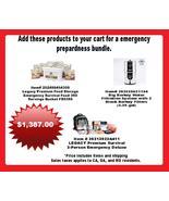 Legacy Emergency Food Storage 360 Servings Bucket  Deluxe Bundle - $1,387.00