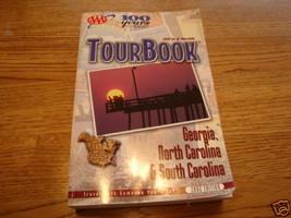 Tour Buch Georgia N. & S Carolina 2002 Edition Reise - $5.98