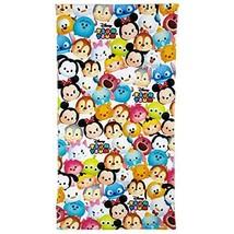 NEW The cute of Disney Tsum Tsum Variety bathtowel Towel Character F/S - $53.87