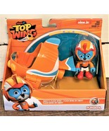 Nick Jr. Top Wing: Swift's Flash Wing Figure and Vehicle - $9.89