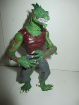 "2010 Hasbro SpiderMan Classic Heroes THE LIZARD 6"" Action Figure - $10.88"