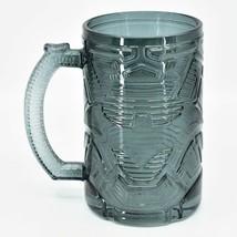 Paladone DC Comics Batman Bat Signal Symbol 750ml Smoky Glass Drinking Stein Mug