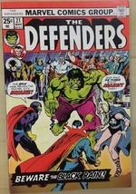 THE DEFENDERS #21 (1975) Marvel Comics FINE+ - $9.89