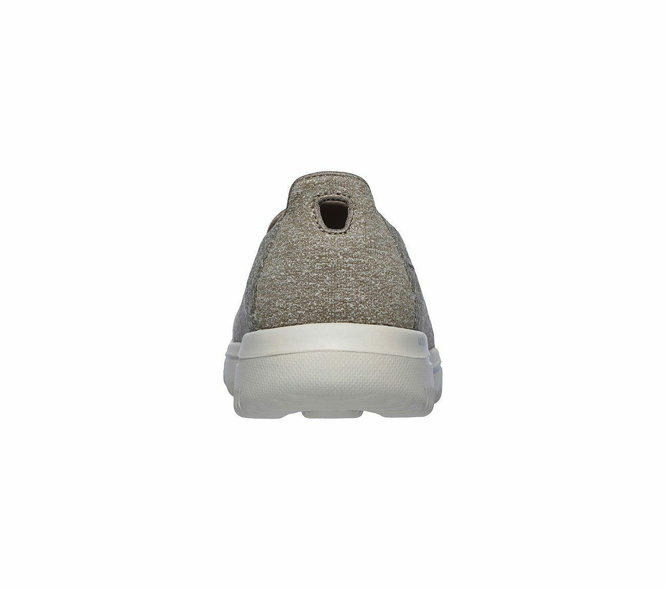 Skechers Shoes Taupe Go Walk Women Super Suck Soft Casual Slip On Comfort 15732 image 6