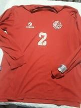 old training cotton  soccer Jersey camisa SAn Lorenzo Argentina signia ... - $71.28