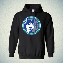 00595 BASKETBALL NBA Minnesota Timberwolves Hoodie Unisex Hooded Sweatrshirt wit - $25.99+