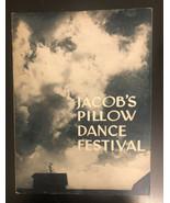 jacob's pillow dance festival, souvenir, program, la meri, circa 1951 - $39.60