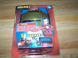 Boys Size Small 4-6 Iron Man 2 Costume & Mask Halloween Dress Up Disguis... - $24.00