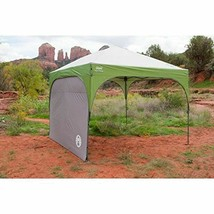 Coleman Instant Canopy Sunwall Accessory Only (not the tent), 10' x 10 see note - $19.49