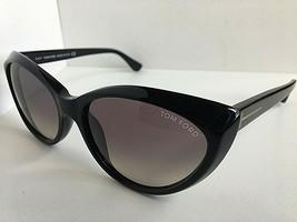 New Tom Ford  59mm Black Cats Eye Women's Sunglasses  - $149.99
