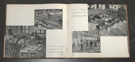 Vintage 1952 Book How Israel Governed Illustrated Hebrew English French Photos image 7