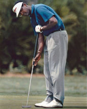 Vijay Singh SFOL Vintage 8X10 Color Golf Memorabilia Photo - $6.99
