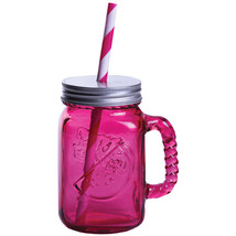 Fitz and Floyd Jolly Rancher Jolly Jar Sippee Mug in Watermelon (Set of 6) - $49.99