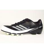 Adidas Scorch X Field Turf Football Cleats Black & White Mens NWT - $74.99