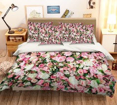 3D Parterre Bloom 276 Bed Pillowcases Quilt Duvet Single Queen King US S... - $102.84+