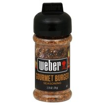 Weber Grill Seasoning Gourmet Burger, 2.75-Ounce - $14.80