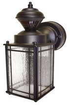Motion Sensor Outdoor Light Patio Backyard Decorative Wall Lamps Lantern... - $58.89