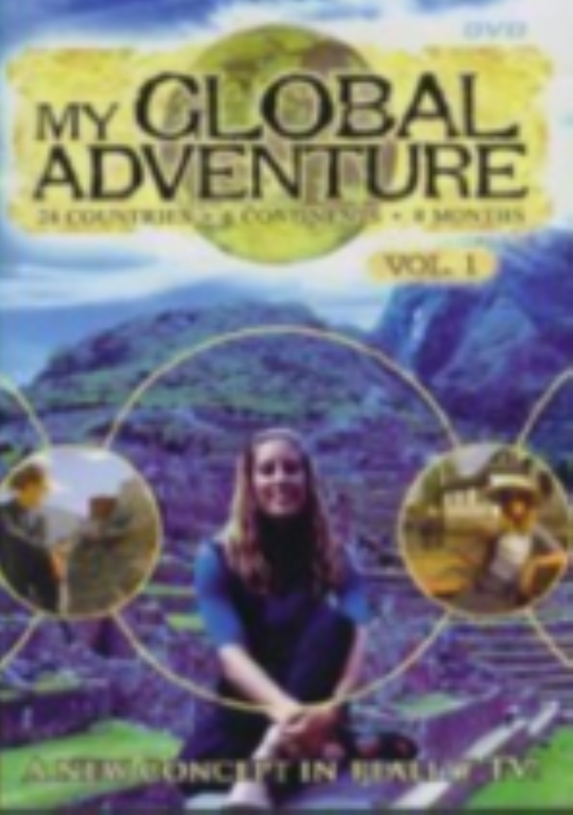 My Global Adventure, Vol. 1 Dvd