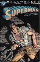 Real Worlds Superman Trade Comic Book One-Shot DC Comics 2000 NEAR MINT NEW - $6.43