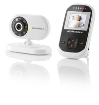 Motorola MBP18 Digital Wireless Video Baby Monitor with 1.8-Inch Color L... - $79.97