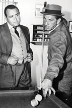 Jonathan Winters Jack Klugman The Twilight Zone Playing Pool 18x24 Poster - $23.99