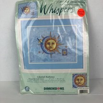 Dimensions Whispers - Celestial Radiance Cross Stitch Kit # 35056 - Todd Trainer - $19.79