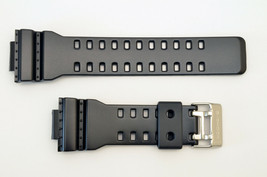 Genuine Casio G-Shock Watch Band STRAP Black  GD-120N GA-300BN RUBBER  - $42.95