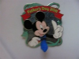 Disney Trading Pins 83743 Father's Day 2011 - Mickey Mouse - $14.00