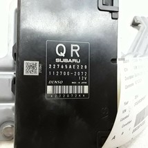 14 2014 Subaru Forester ECM 2.5 L engine control module 22765AE220 OEM  - $59.39