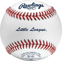 Rawlings Little League Competition Grade Youth Baseballs, Box Of 12, Rllb1 - $47.51